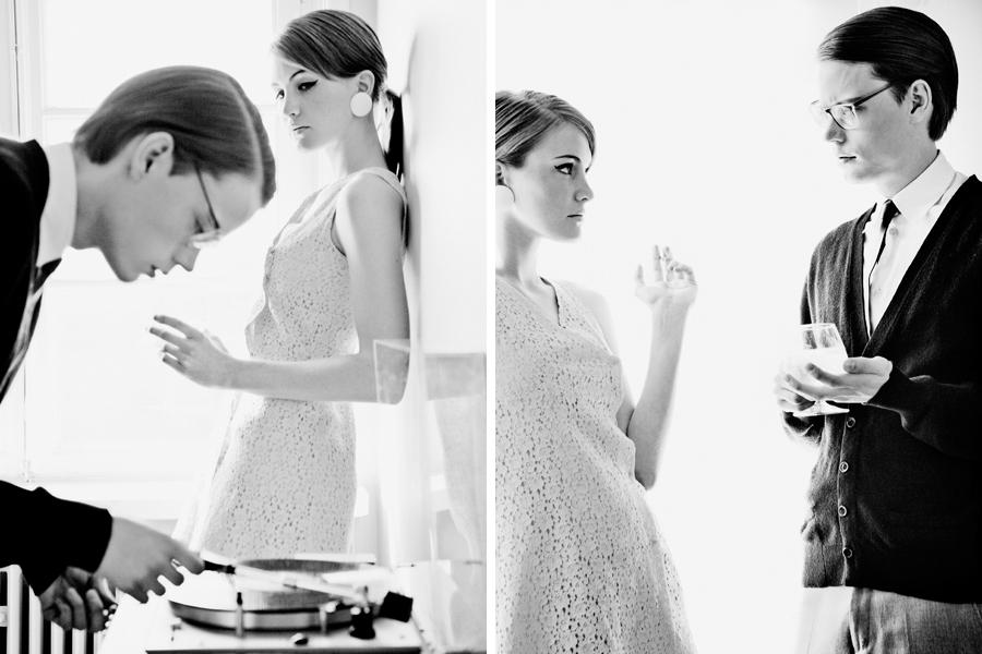 "60s styled set ""Speakeasy"" of the photographer Kalle Gustafsson"