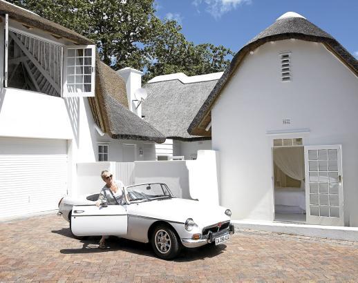 The white dream house