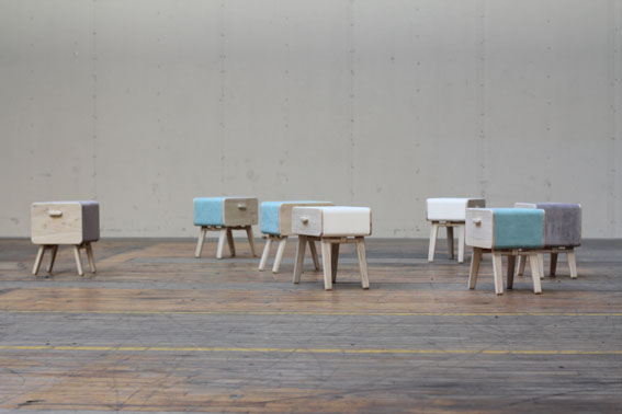 Oturakast by Rianne Koens