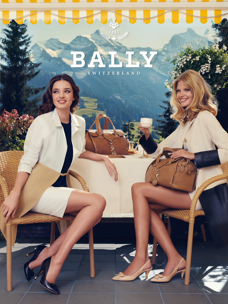 Bally Spring Summer 2012 by Norman Jean Roy