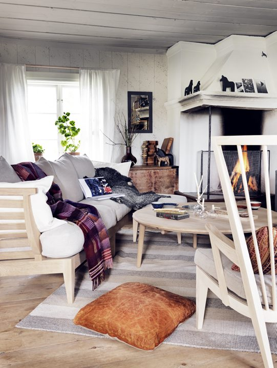 Norrgavel in Jämtland, Sweden.