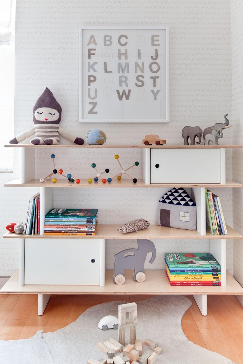 Gabriel's elephant nursery by Sissy + Marley