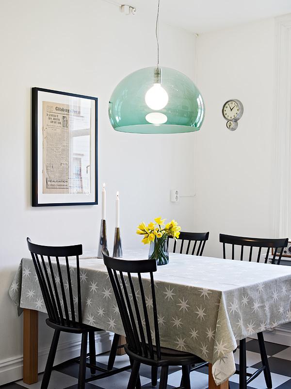 stadshem dinning room