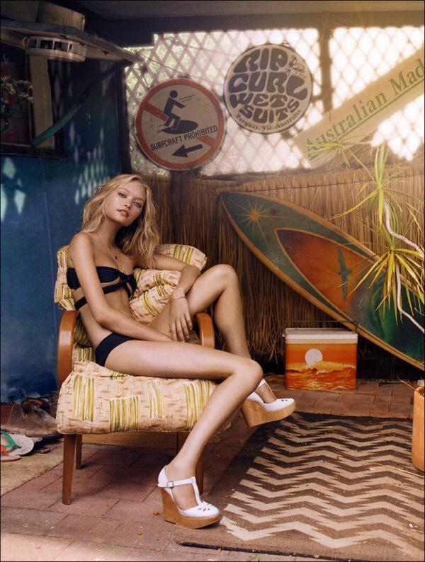 Gemma Ward by Corinne Day