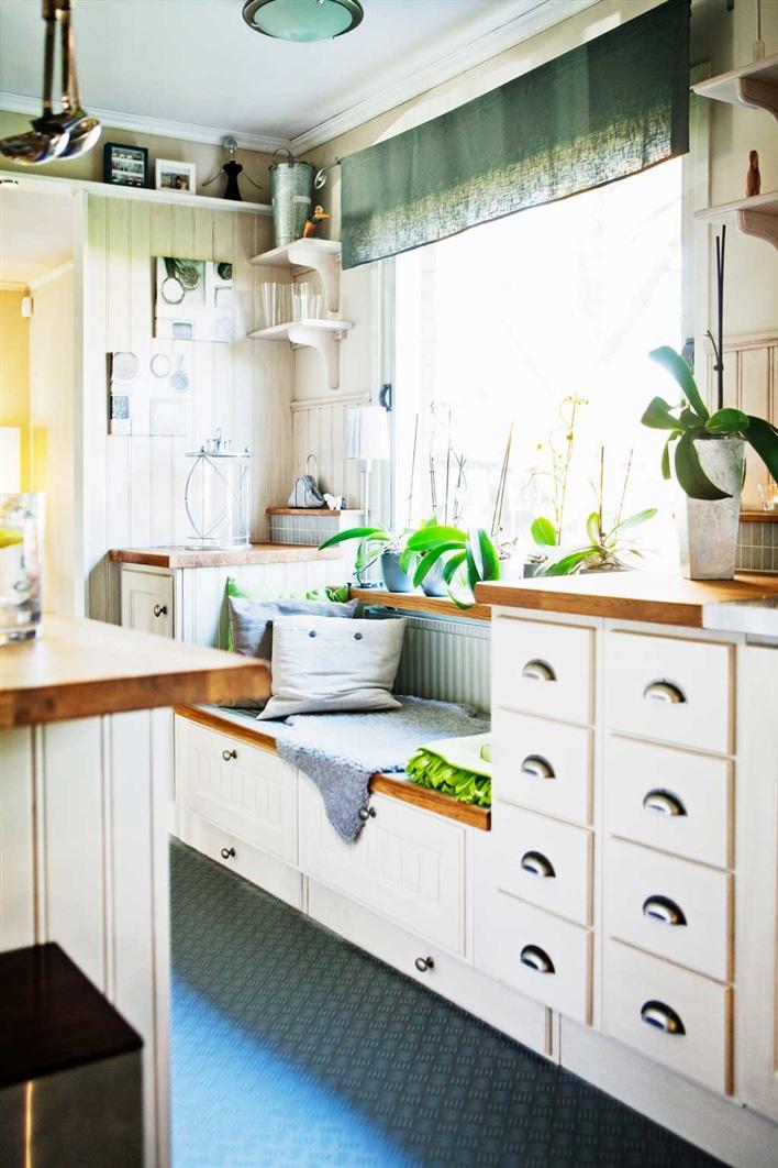Norwegian country kitchen