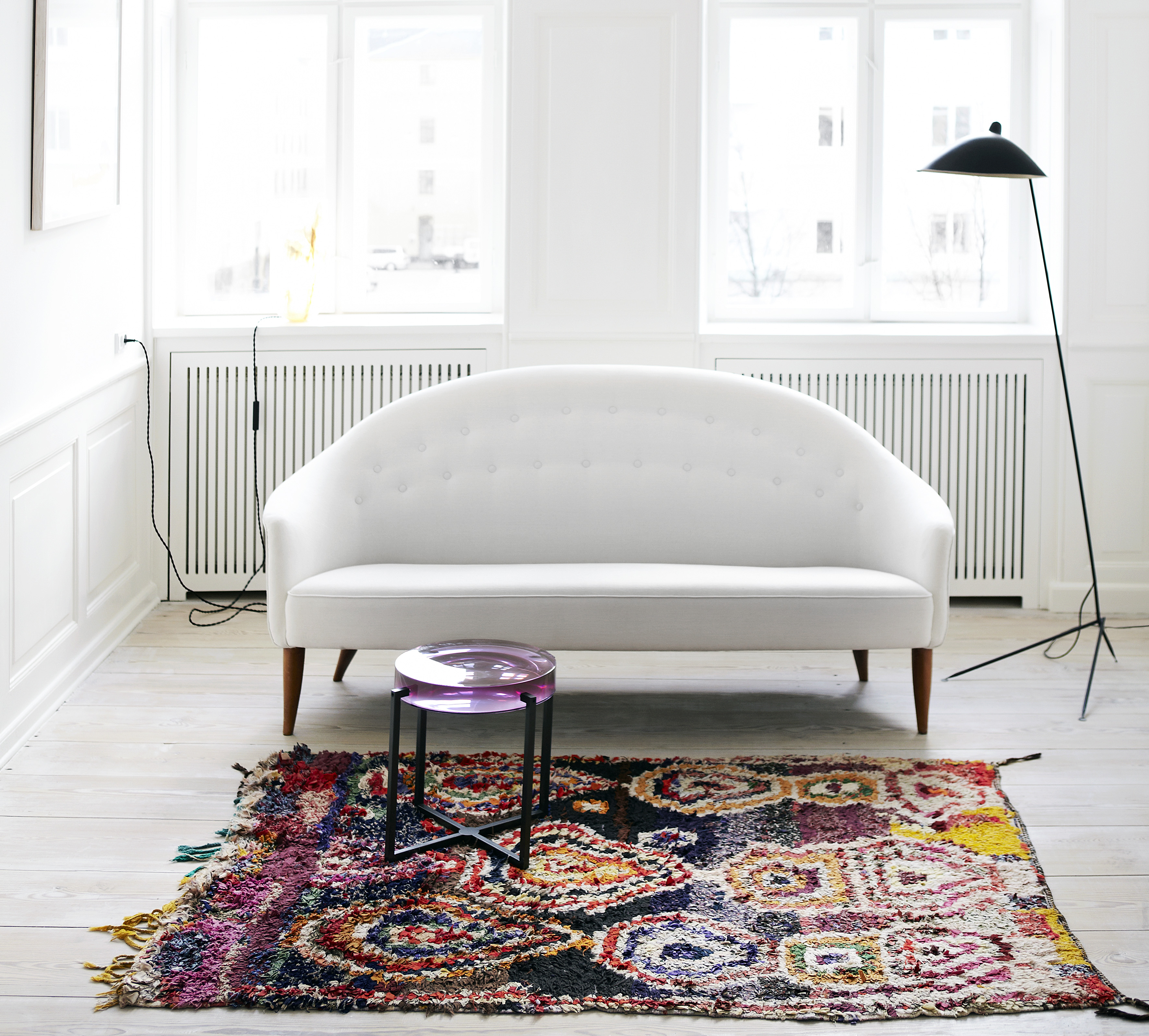 The Apartment by Tina Seidenfaden Busck and Pernille Hornhaver