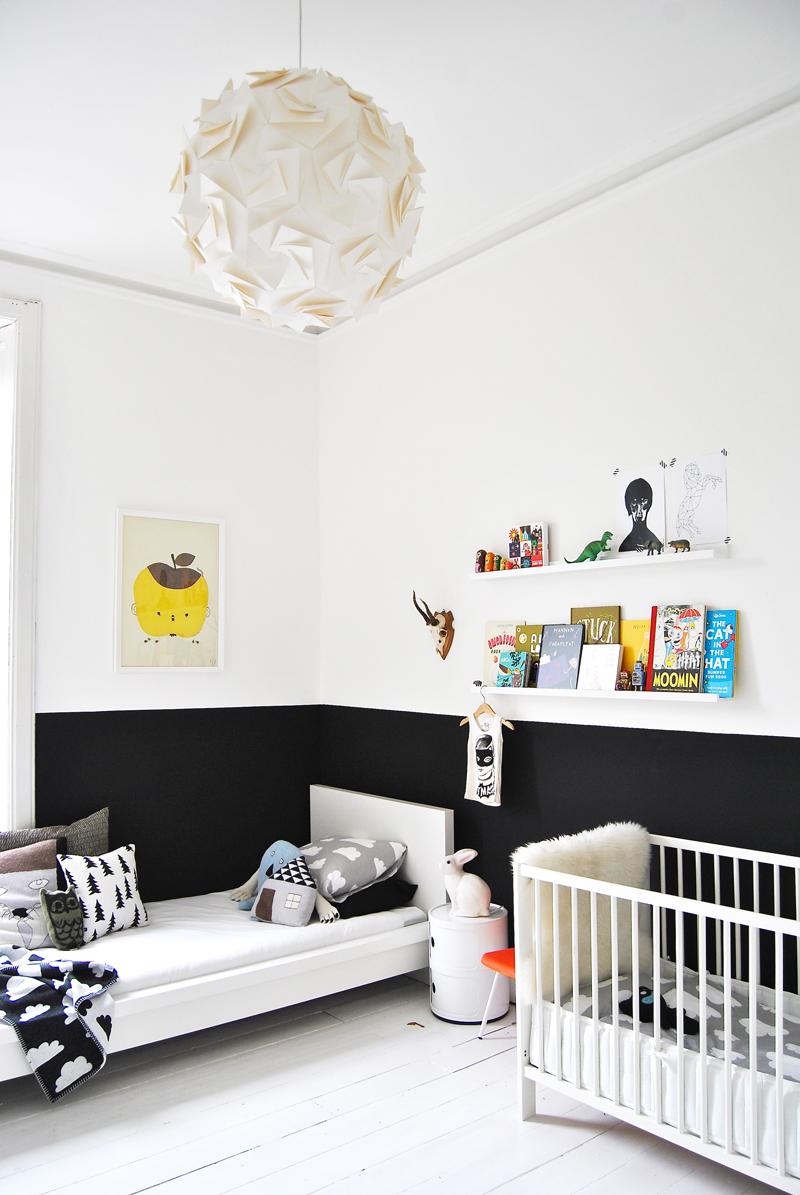 The room of Oliver & Sebastian