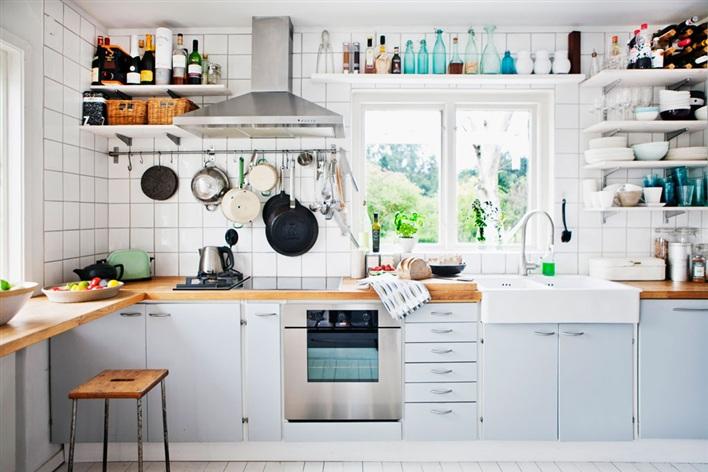 A home in Sweden by Ester Sorri for Hus & Hem