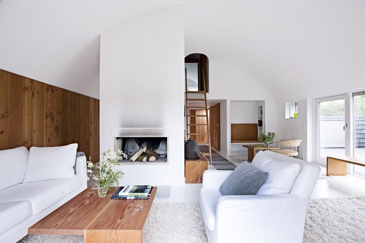 Danish Summer House by John Lassen