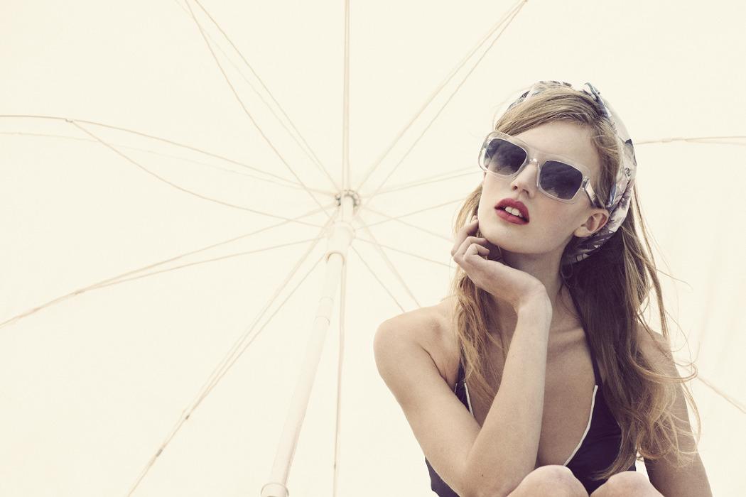Elsa Brisinger Emily Laye for Daisy Beauty 2012