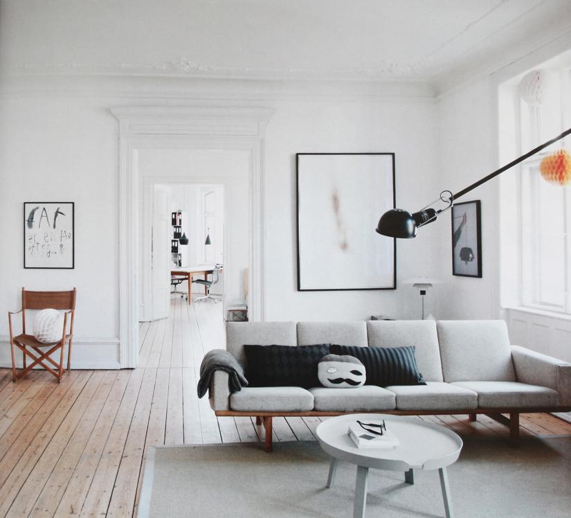 A beautiful apartment