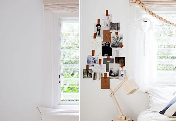 DIY Christmas tips by Australian magazine Real Living Bedroom