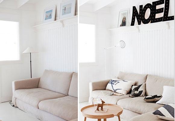 DIY Christmas tips by Australian magazine Real Living Noel Lovely