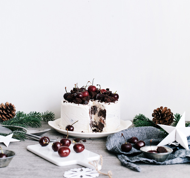 Delicious Christmas post by Call me cupcake