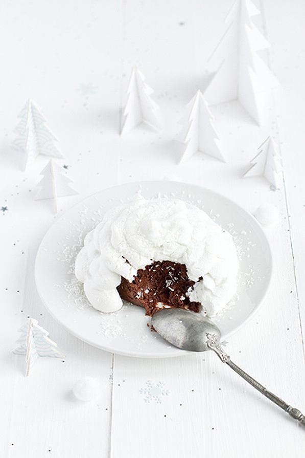igloos dessert
