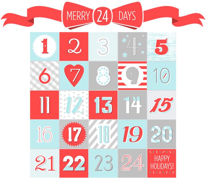 24 Merry Days: Jelanie Christmas Giveaway