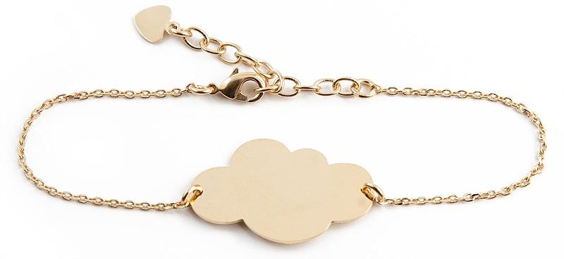 Jelanie cloud bracelet by Hop Hop Hop