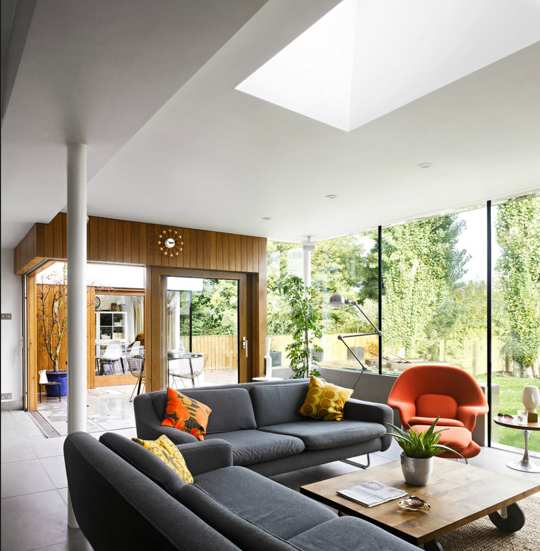 A renovation with a view in the London suburbs 2