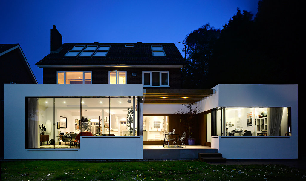 A renovation with a view in the London suburbs 9