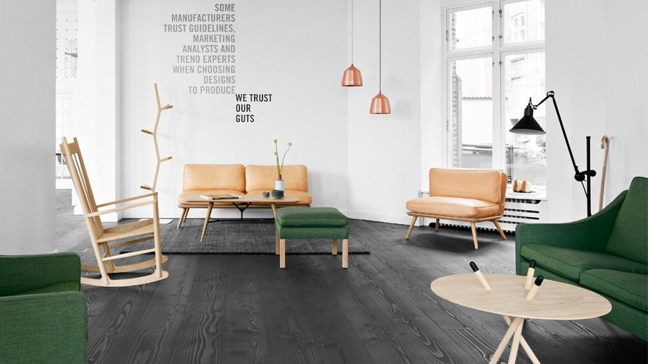 Fredericia new showroom in Copenhagen 1