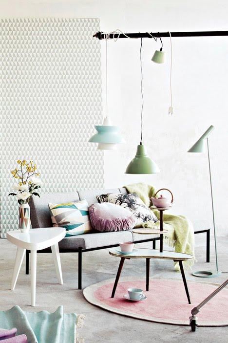 Lovely pastel decoration 1