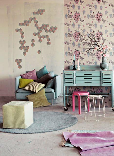Lovely pastel decoration 5