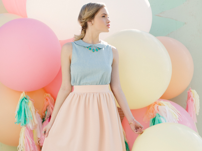 Pastel fashion by Everly 7