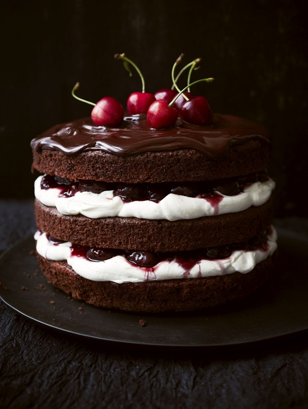SOvenden_Forest cake with cherries