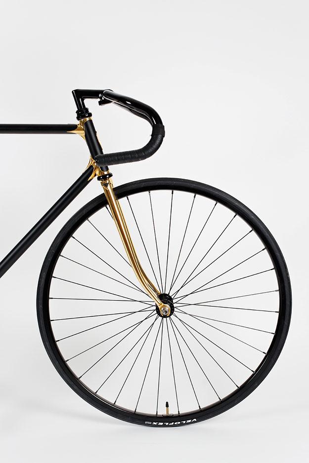 black gold bike