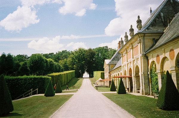 france gardens