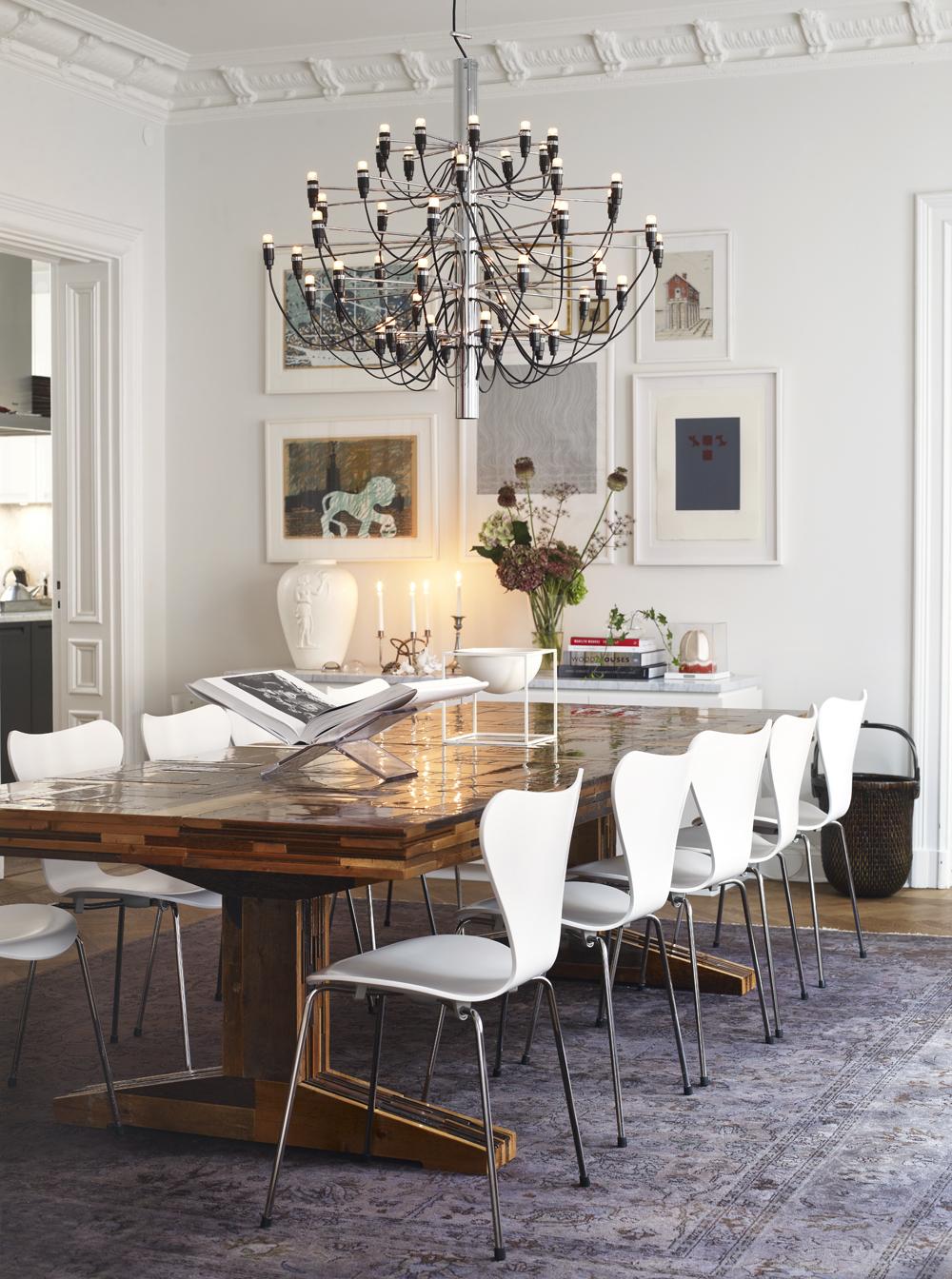 Elegant Scandinavian apartment in Stockholm 2