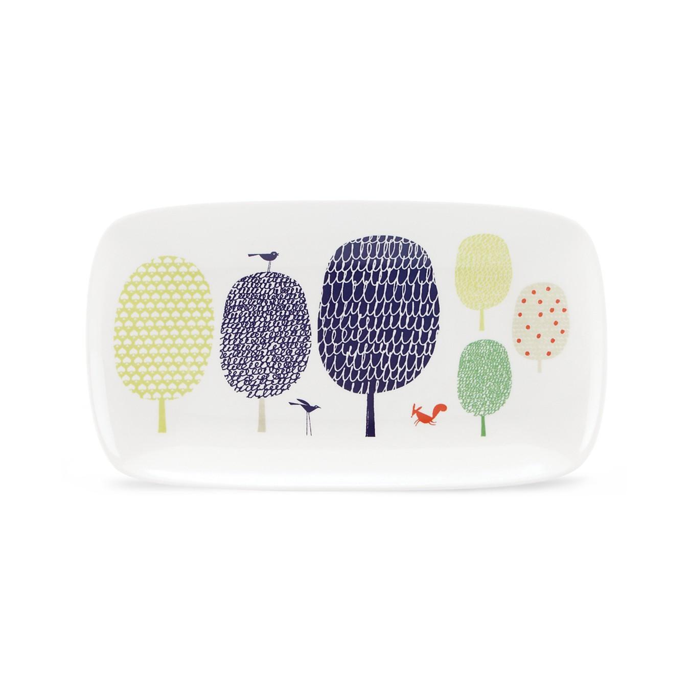 Klas Fahlén illustrations for Kate Spade porcelain serveware 6