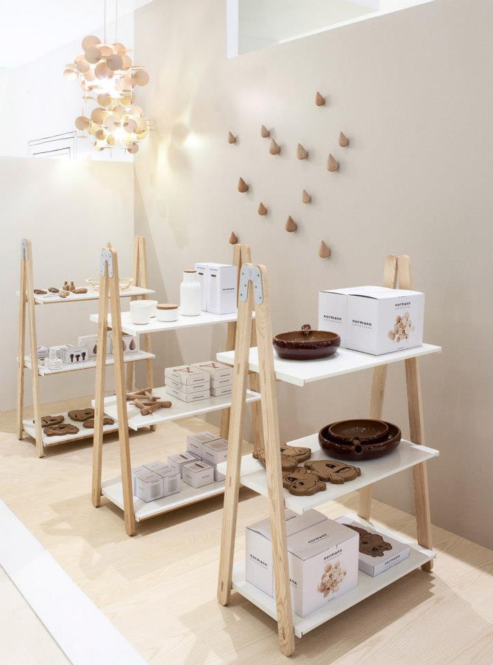 Normann Copenhagen Flagship Store Showroom 1