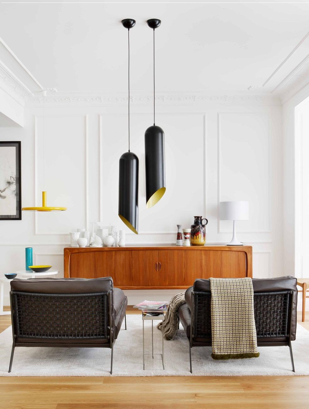 Eclectic San Sebastian apartment of spanish interior designer Mikel Irastorza 7