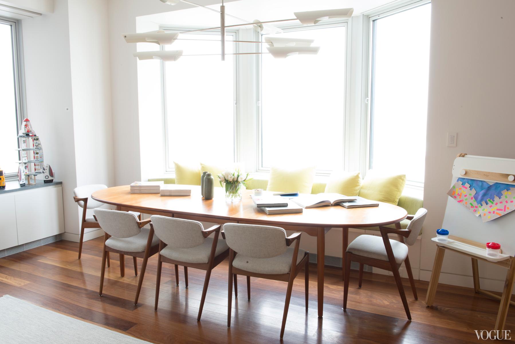 The New York City apartment of Ferebee Taube 2