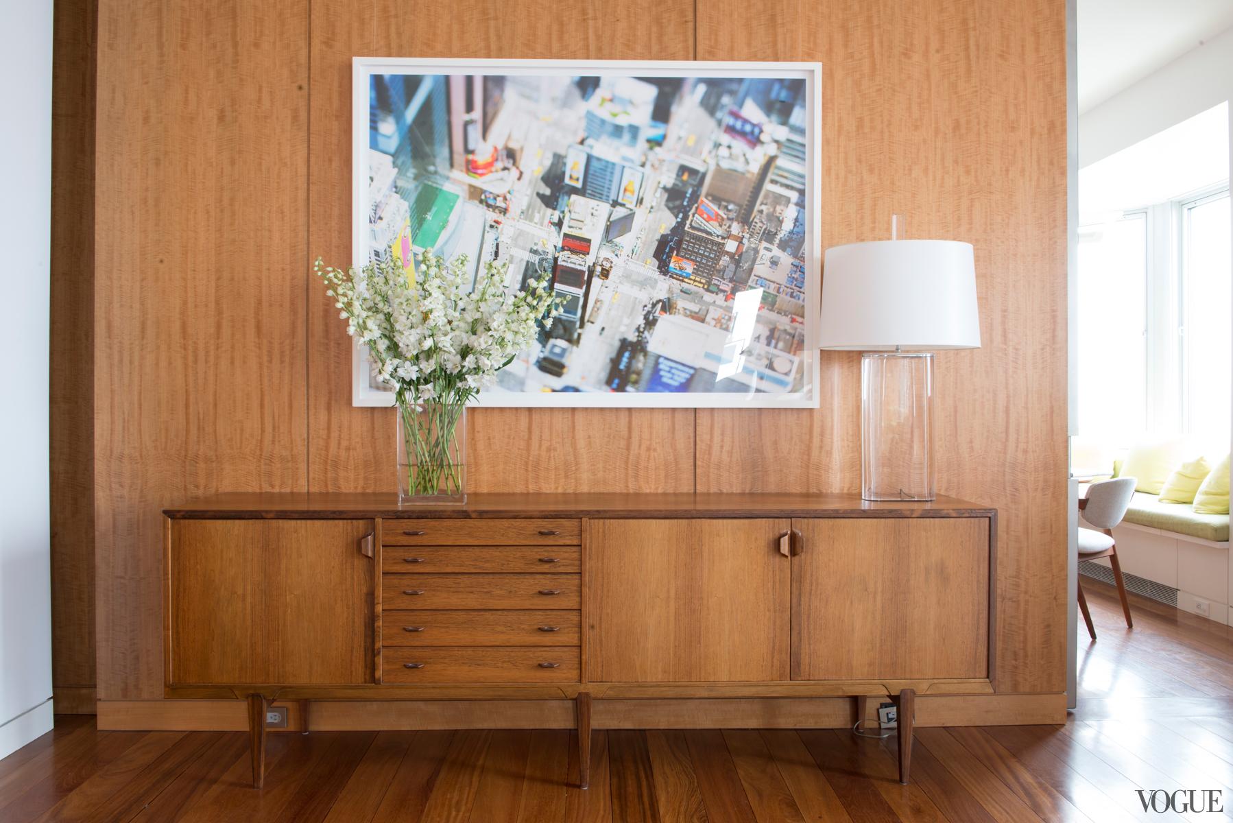 The New York City apartment of Ferebee Taube 5