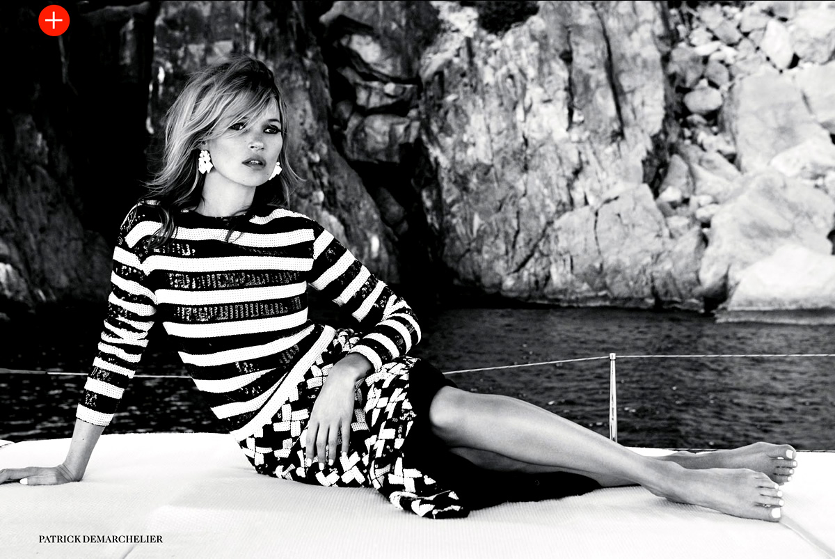 60s styled Kate Moss by Patrick Demarchelier for Vogue UK June 2013 11