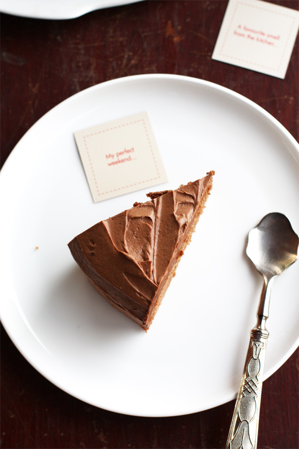 Childhood Chocolate Cake by Cook Republic 2