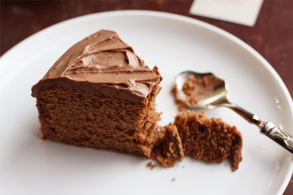 Childhood Chocolate Cake by Cook Republic 3