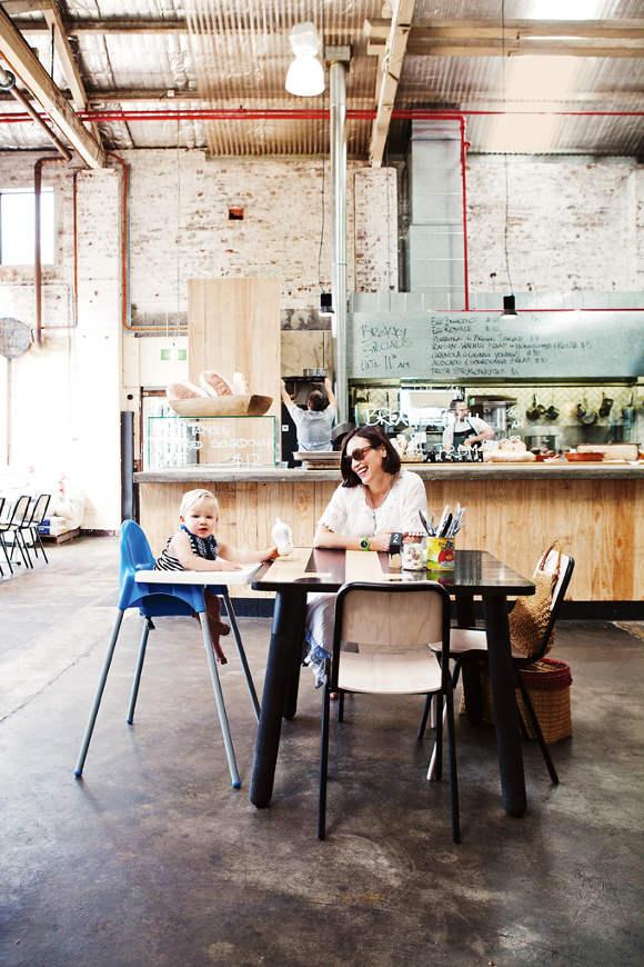 Nikki Gemmell's raw interior on Sydney's north coast 1