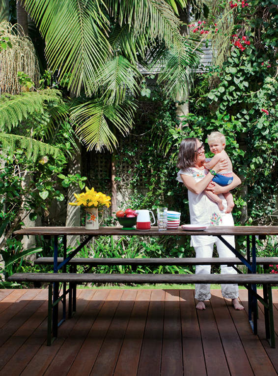Nikki Gemmell's raw interior on Sydney's north coast 2