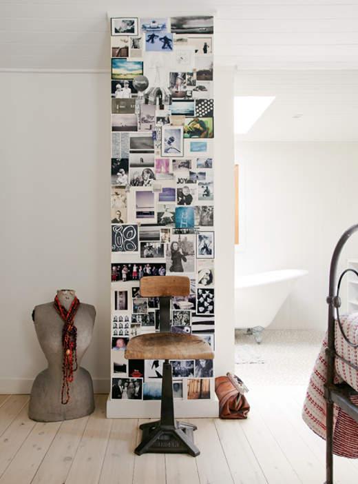 Nikki Gemmell's raw interior on Sydney's north coast 7