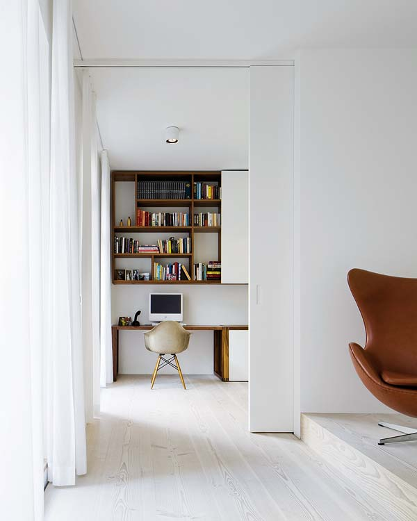Old factory in Berlin becomes spacious living space 3