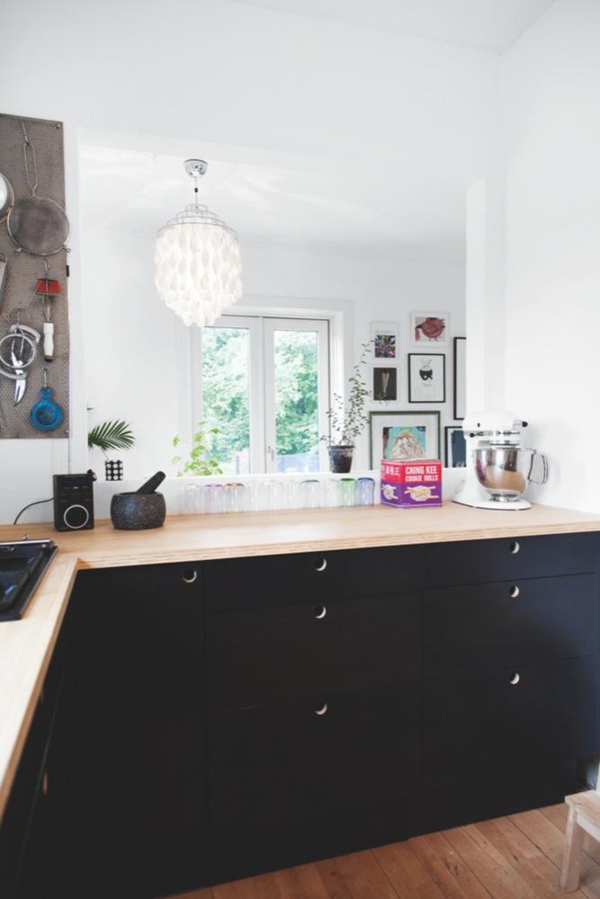 The home of illustrator and artist Anne Bundgaard 2