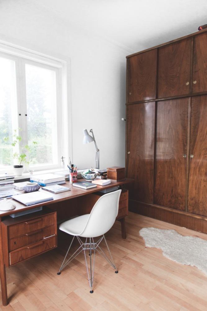 The home of illustrator and artist Anne Bundgaard 3
