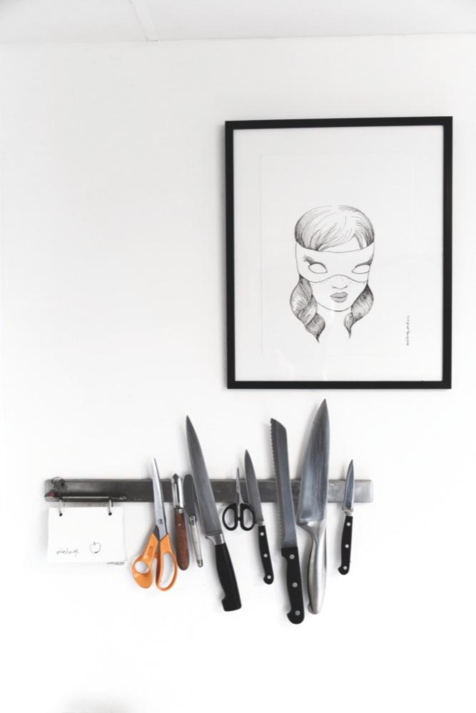 The home of illustrator and artist Anne Bundgaard 5