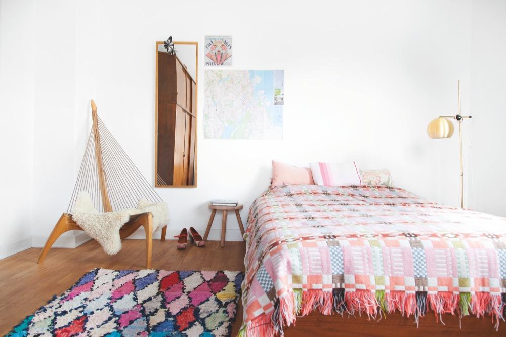 The home of illustrator and artist Anne Bundgaard 7