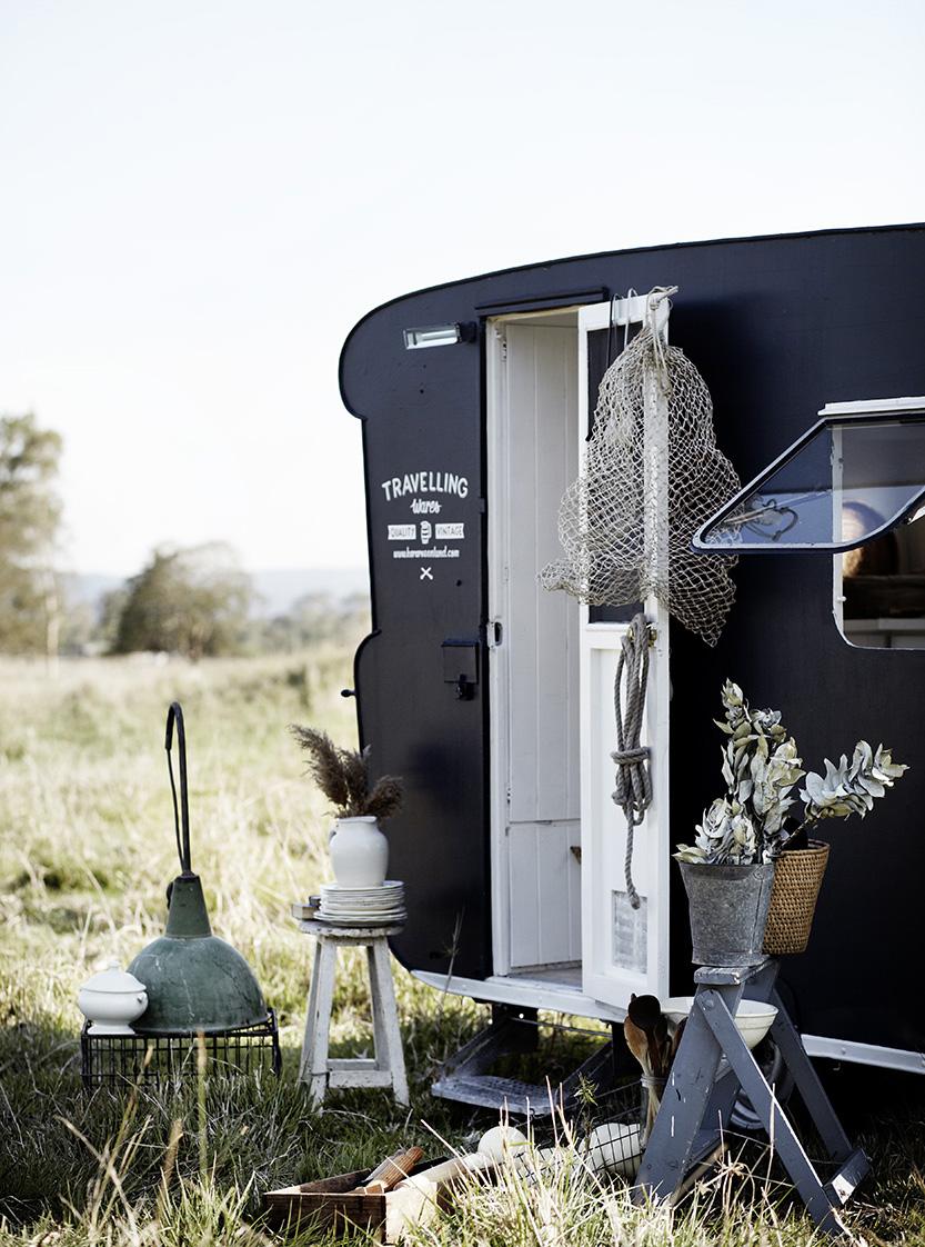 caravan Kara Rosenlund A vintage shop on wheels 17