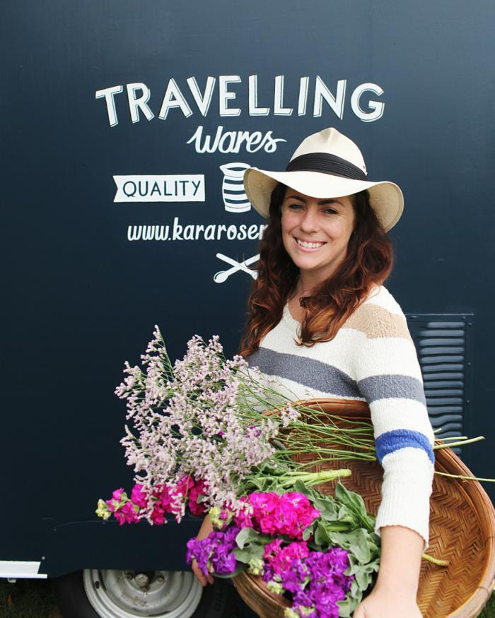 caravan Kara Rosenlund A vintage shop on wheels 6