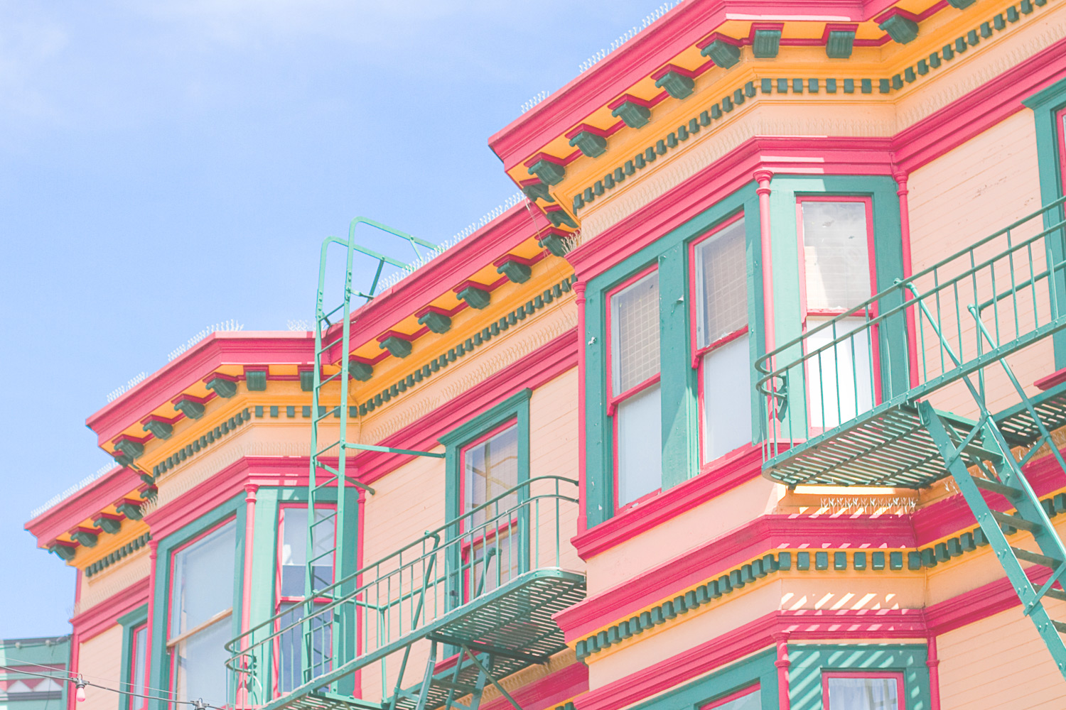 San Francisco by Anne-Solange Tardy 2
